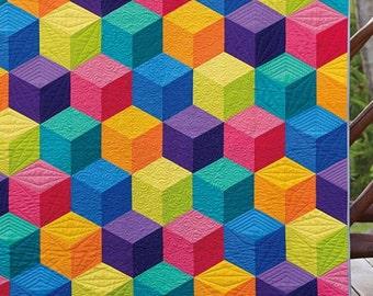 Jaybird Quilts - Arcade Game Quilt Pattern