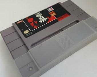 Hunt for Red October Super Nintendo Game, Vintage SNES Game