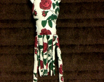Rose Squid Plush