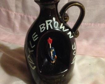 Little Brown Jug Music Box