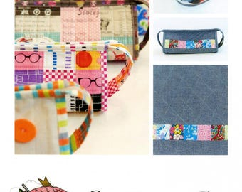 Sew Together Bag - Paper Sewing Pattern by Sew Demented