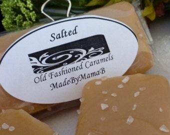 Custom Caramel Order for David