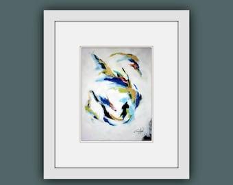 Fine Art Prints, Abstract Painting, Modern Wall Decor, Abstract Art, Contemporary Art, Modern Artwork