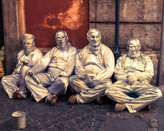 Street Photography, Fine Art Photography Print, Rome Italy European Photography, Travel, STREETS OF ROME