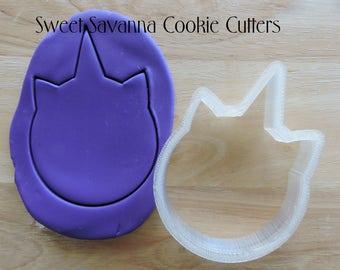 Unicorn Head Cookie Cutter N4
