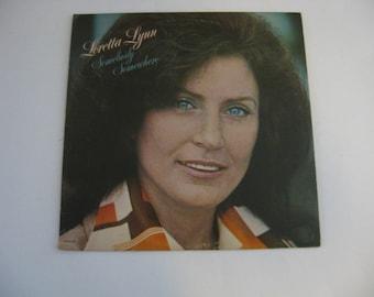 Loretta Lynn - Somebody Somewhere - Circa 1976