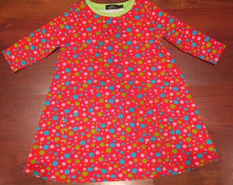 Cotton Candy Dress Size 2/3T and 6/7