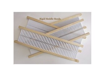 """Rigid Heddle Reed for Schacht 30"""" Flip Loom - 5, 8, 10 or 12 Dent Reed"""