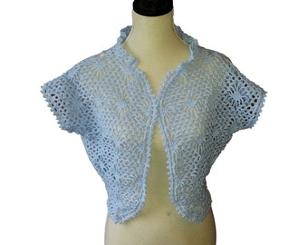 Blue Summer Shrug