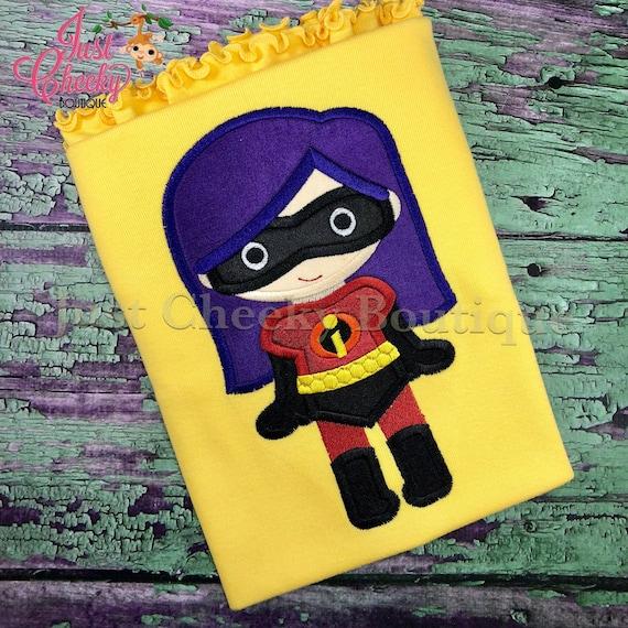 Superhero Family Inspired Shirt-The Incredibles Birthday Shirt-Violet-Dash-Mr. Incredbile-Elastigirl-Disney Vacation-Disney Birthday