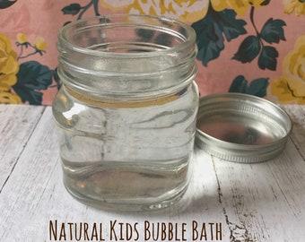 Natural Kids Bubble Bath