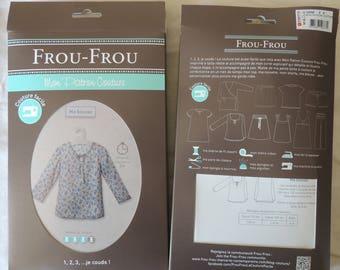 I sew 1,2,3 blouse pattern