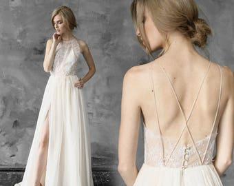 Lace Bridal wedding dress