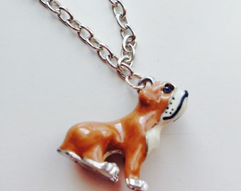 Beagle | Blood Hound | Hound | Dog | Enamelled | Necklace
