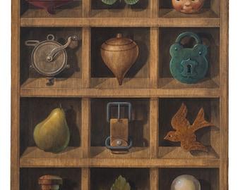 Kewpie Treasure Box