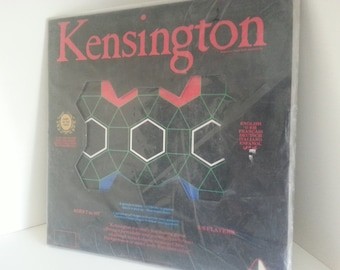 1979 Kensington  - Strategy Game - Forbes-Taylor