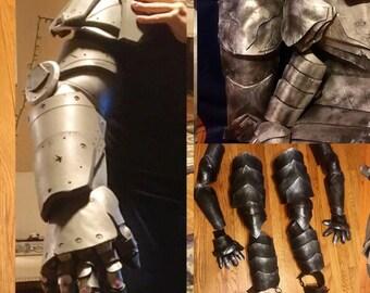 Armor accessories. Custum made to Order!