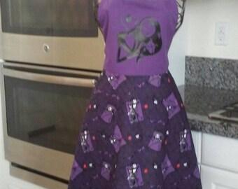 Women's Nightmare Before Christmas apron