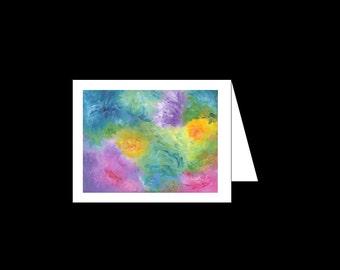 Greeting card - In Bloom