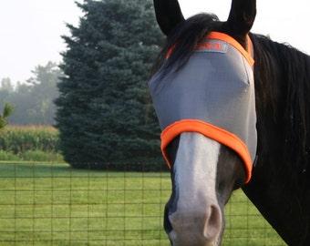 Custom Personalized Horse Fly Mask