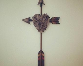 Arrows and heart cross SALE!
