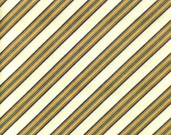 South Sea Imports fabric beige stripes fabric