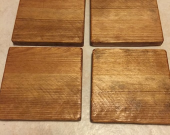 Reclaimed Wood Coasters, Rustic Wooden Coasters, Barn Wood Coasters, Wooden Drink Coasters, Country Wood Coasters, Gift Wooden Coasters