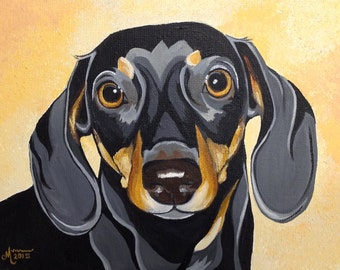 Note Cards - Dachshund