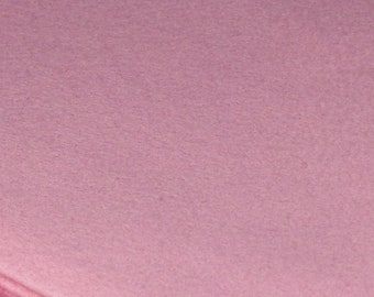 Bamboo and Rayon Eco Felt - Fat Quarter- Seashell Pink