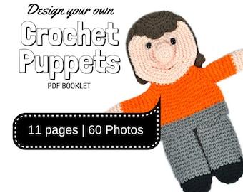 Design & Crochet Puppets