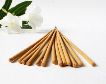 ABUNDANCE Premium Incense - Prosperity, Luck, Meditation, Prayer, Ritual, Yoga, Altar, Sacred Space