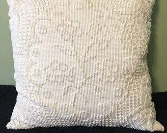 "Oversized Throw Pillow Sham, 29"" square"