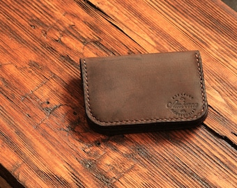 Leather Card Holder, Leather Card Wallet, Card Holder Wallet, Credit Card Holder, Slim Leather Card Holder, Leather business card holder