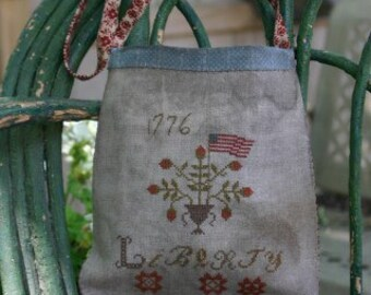 Liberty Sewing Pouch *PATTERN*