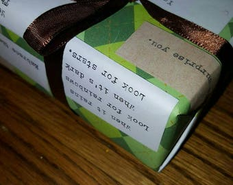 Personalize Gift Wrapping Paper With Quotes