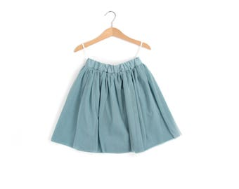 Tulle Cotton for girls