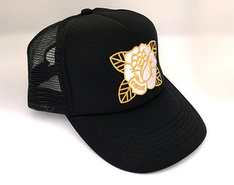Casquette Rose / EUDOXIE Motorcycle Gear