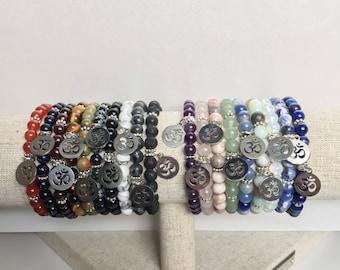 Mother's Day // Ohm Custom Healing Bracelet