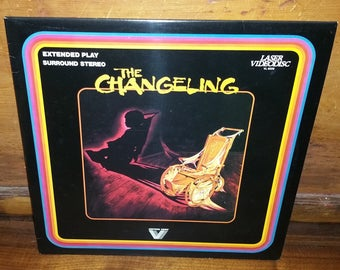 The Changeling Vintage Laserdisc Movie Film