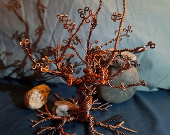 Celtic Twist Wire Tree
