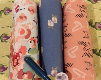 Fabric stash of the month club