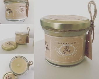 "Bougie Artisanale ""Jasmine Dust"" 125 ml"