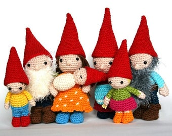 The Gnome family
