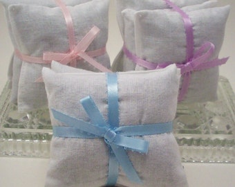 9 Lavender Dryer Sachets - Eco Friendly Laundry and Cleaning - Reusable Dryer Bag - Bargain Sachets