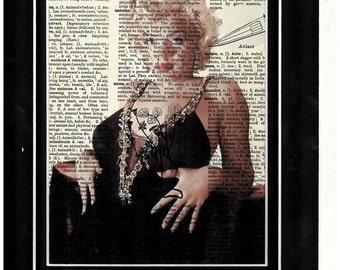 273 Vintage Marilyn Monroe Art Print