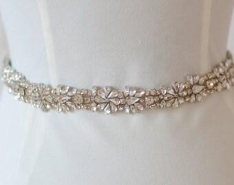 """Jaxie """"Kate"""" Bridal Belt"""
