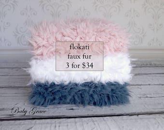 Faux Flokati Fur, Newborn Photo Prop, Faux Fur Fabric, Flokati, Faux Fur Newborn, Photography Prop, Newborn Photo Backdrop, Faux Fur Blanket