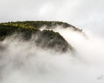 Above the Clouds of Waimea Canyon State Park Print | Kauai, Hawai'i