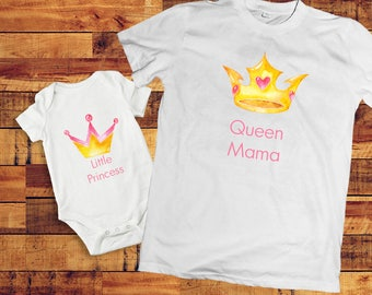 matching mommy daughter outfits, Matching mother daughter outfits, matching tshirts, mommy and baby shirts, mother and daughter shirts,
