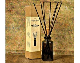 Wanderlust Scents - OSAKA BAY™ (Japan) Bonsai + Cypress - diffuser oil natural reed diffuser lavender room fragrance aromatherapy diffuser
